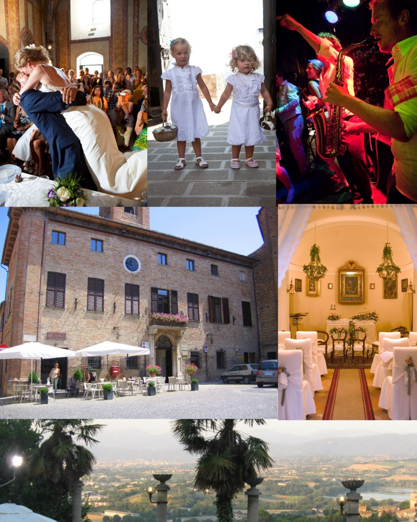 weddingplanner in Italie
