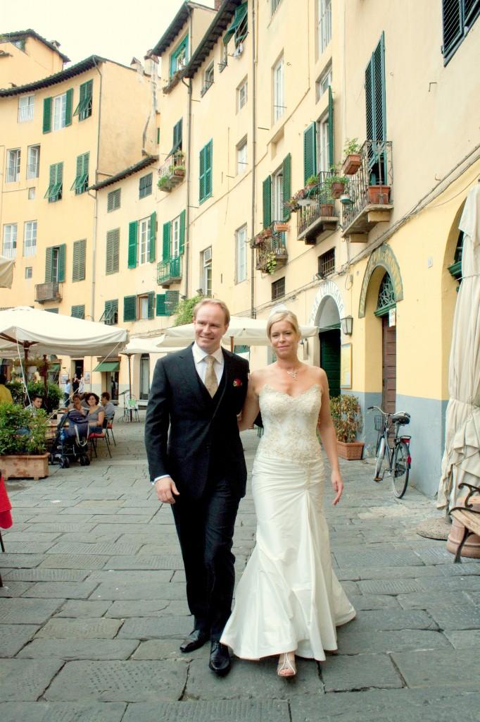 Trouwen in Italië, een fantastische ervaring.