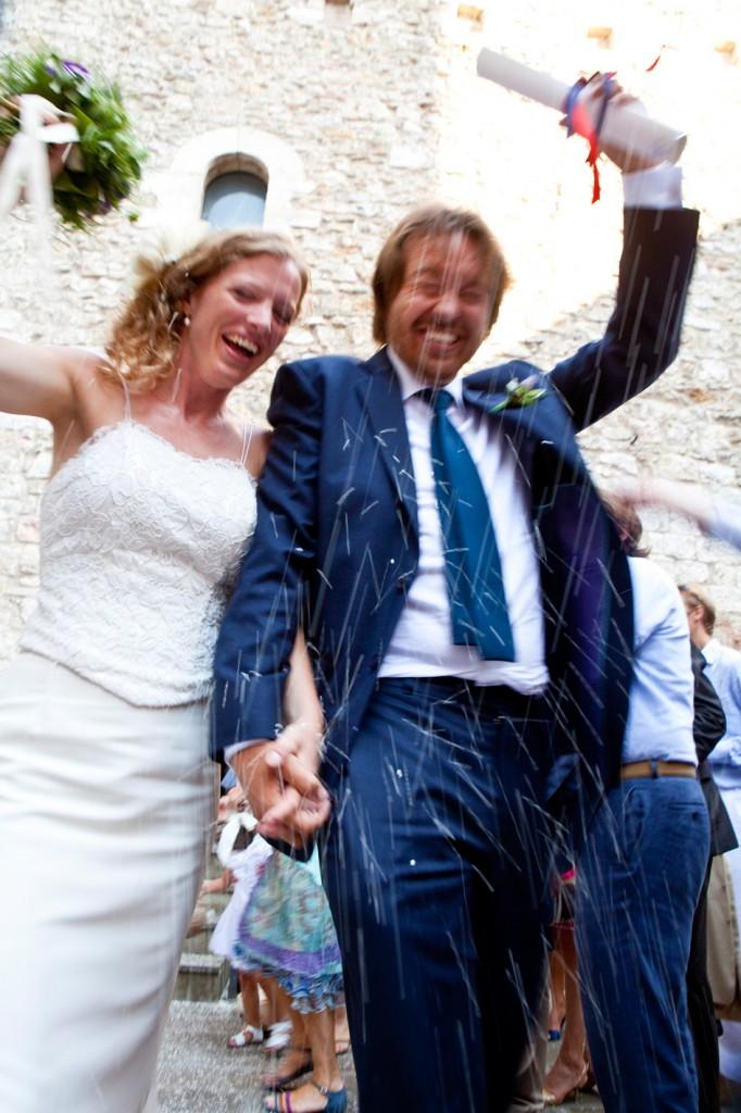 Trouwen in Italië, geniet van de bijzondere sfeer.